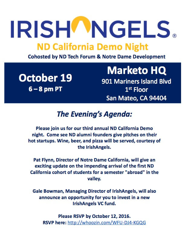 Irishangels Nd California Demo Night 10